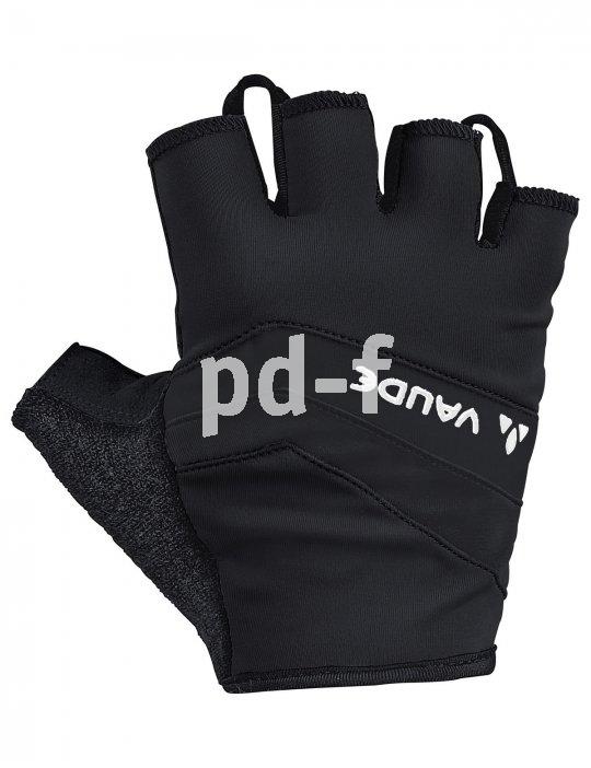 Ein klassischer Handschuh für den sportlichen Einsatz verfügt über eine gute Polsterung in der Innenseite, bietet einen sicheren Griff, passt eng und hat Stege zwischen den Fingeransätzen für ein leichteres Ausziehen.