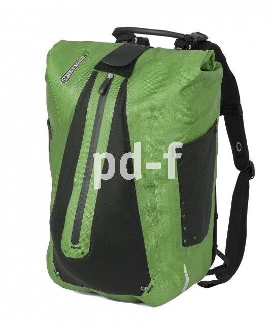 Viele Transportaufgaben mit einer einzigen Tasche lösen zu können, das ist ein sehr verbreiteter Kundenwunsch. Die Firma Ortlieb bietet mit dem Modell Vario eine Kombination aus vollwertiger Fahrrad-Packtasche und Rucksack mit gepolstertem Tragesystem an.