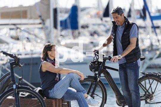 Bei vielen E-Bikes muss man heute zweimal schauen...