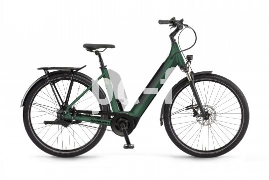 "Wartungsarmes City-E-Bike ""Sinus R380 auto"" (4.599 Euro, Winora, verfügbar)"