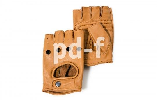 """Schicker Vintage-Look und echtes Leder: Das Modell """"Bullitt"""" von Hersteller Thousand ist der richtige Handschuh für alle Radfahrer mit Gefühl für Stil."""