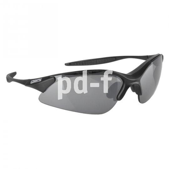 """Die Sport-Sonnenbrille """"Rayon PC Ultra"""" von Mighty bietet unter anderem selbsttönende Gläser. Ein guter Schutz der Augen vor der Belastung durch zuviel Sonneneinstrahlung."""
