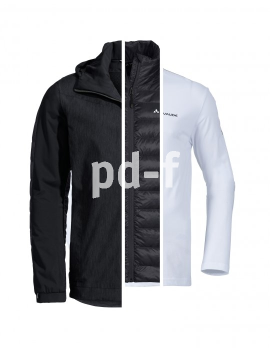Das bewährte Zwiebelprinzip aus mindestens drei Lagen Kleidung ist der Schlüssel zu einer gesunden Wintersaison für alle Outdoor-Sporttreibenden.