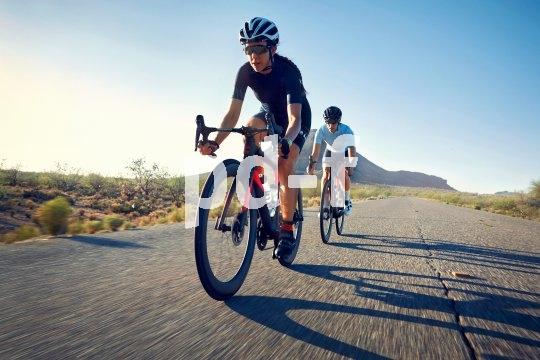 Hochprofilfelgen können den entscheidenden Vorsprung bringen, weil sie den Luftwiderstand der Räder verringern.