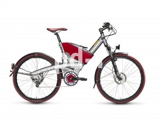 """Die """"F-Serie"""" von Flyer war eines der ersten E-Bike-Serienmodelle."""