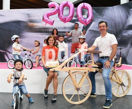 """200 Jahre und kein bisschen leise. Das Fahrrad ist eine Erfolgsgeschichte """"made in Germany""""."""