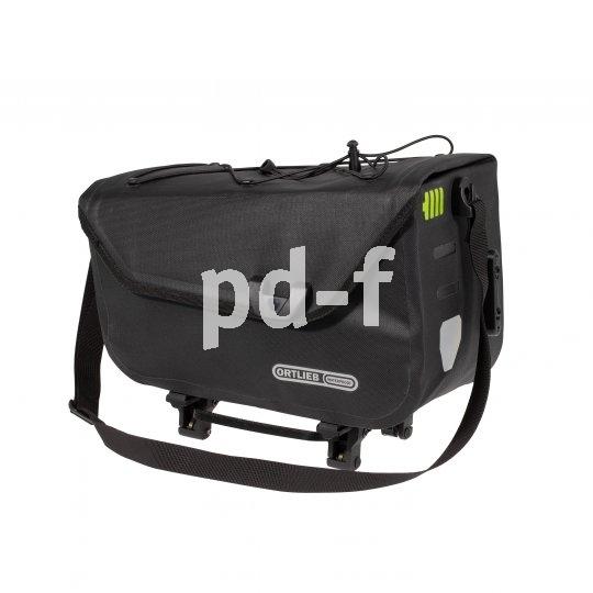 """Wasserdichte Kofferraumtasche für E-Bikes """"E-Trunk"""" (119,99 Euro, Ortlieb, verfügbar ab April 2021)"""