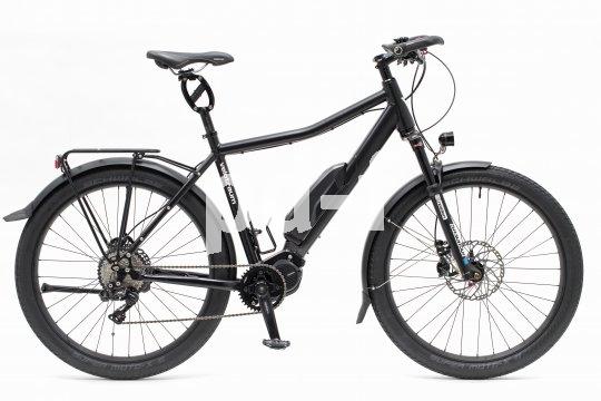 Die Firma Velotraum bietet ihren Kunden ein Baukastensystem, mit dem sich Räder individuell konfigurieren lassen: mit oder ohne Motor, Rahmengröße, Schaltung, Bereifung, Bremsen - alles ist wählbar.