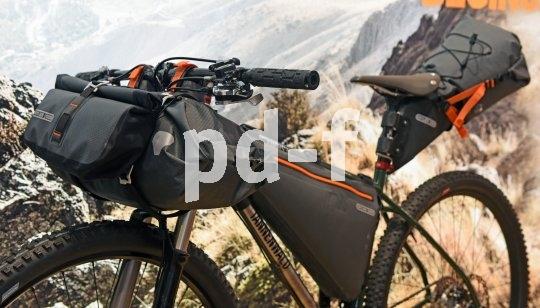 Bikepacking ist einer der großen Branchentrends der Eurobike 2017.