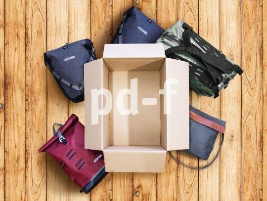 Kleine Taschen für die Nutzung am Fahrrad bzw. am Gürtel oder über der Schulter sind aktuell im Outdoor-Handel sehr gefragt.