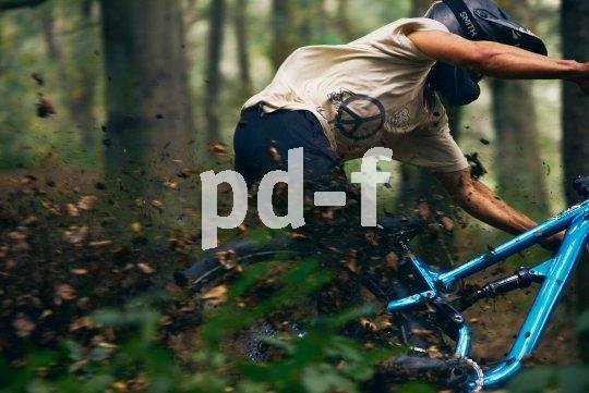 Mit einem guten Mountainbike ist fast jeder Trail fahrbar. Gut, ein bisschen Übung braucht es auch.