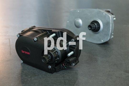 E-Bike-Motorenhersteller Brose setzt bei seinen Motorgehäusen auf das Magnesiumdruckgussverfahren. So werden die Gehäuse kleiner und leichter.