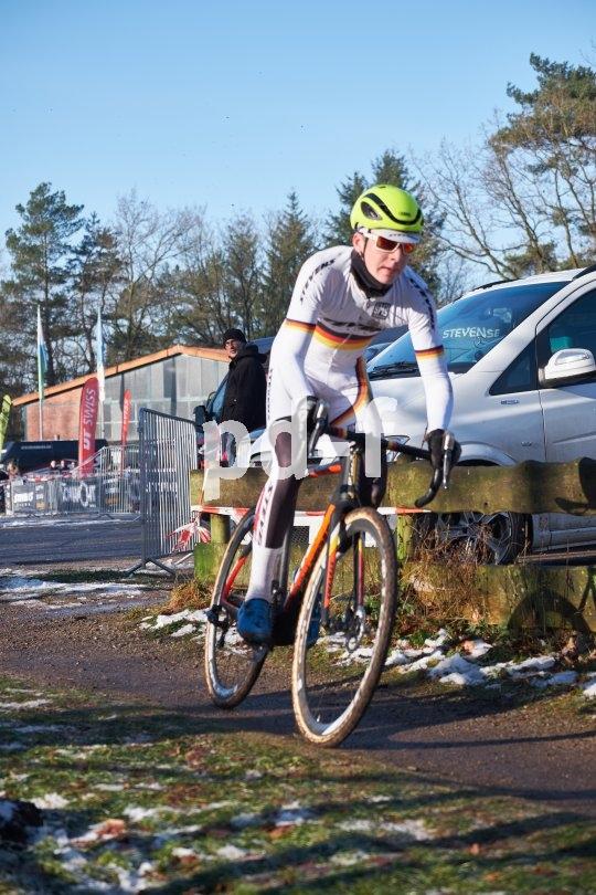 Beim Cyclocross-Cup von Stevens fahren die Deutschen Meister aus unterschiedlichen Altersgruppen mit.