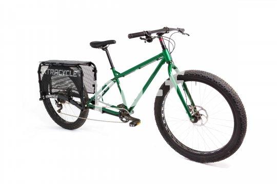 Erweiterungsset für Fahrräder zum Lastenrad ?Free Radical Leap Kit?  (754,90 Euro, Xtracycle, z. Zt. ausverkauft)