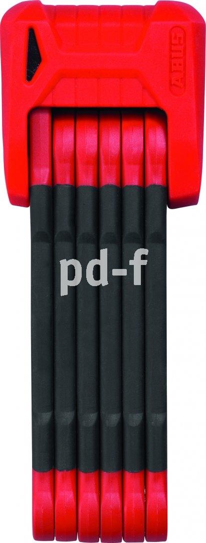 In der farbigen Variante kann das Faltschloss passen zum Rahmen gewählt werden; bei ungüntigen Lichtverhältnissen fällt auch die Bedienung etwas leichter.