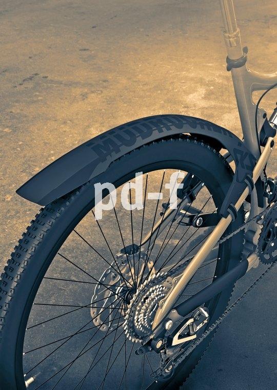 Schutzbleche zum Nachrüsten an sportlichen Fahrrädern sind ein großer Komfortgewinn sobald es regnet. Ein nasser Rücken kann niemanden entzücken.