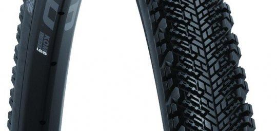 "Gravel-Reifen mit Pannenschutz ""Venture TCS"" (62,95 Euro, WTB, via Sport Import, verfügbar)"