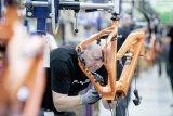 Die komplexe Technik eines modernen E-Bikes erfordert eine hochpräzise Fertigung und viel Know-how in der Montage wie hier beim Schweizer Pionier Flyer.