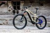 Top-Technik am Mountainbike schließt immer häufiger eine elektrische Unterstützung mit ein. Damit kommt man höher und weiter über die Berge, von schneller gar nicht zu reden.