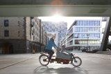 Transporträder sind heute nicht mehr wegzudenken aus dem städtischen Transportalltag. Ob Einkauf oder Kinder, fast alles lässt sich damit per Pedal transportieren.