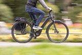 Auch beim E-Bike wird die Riementechnologie zunehmend genutzt. Ein Carbonriemen passt dort in mehrfacher Hinsicht besser als eine verölte Kette.