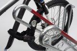Eine gut gemachte Fahrradabstellanlage sorgt für guten Halt, verhindert Kratzer am Rahmen und macht das Anschließen leicht.