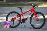 Die neue Fahrradmarke Eightshot baut spezielle Mountainbikes für Kinder und Jugendliche.