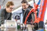 Beim Schweizer Hersteller Flyer wird kontinuierlich an der E-Bike-Technik geforscht und entwickelt.