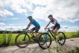 Die passende Kleidung und das passende Rad sind die Basis für eine gelungene Tour.