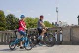 Falträder gibt es in den unterschiedlichsten Laufradgrößen. Alle eint der große Nutzwert, vor allem in Stadtverkehr.