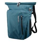 Die Vario PS ist eine wasserdichte Packtasche für den Hinterradgepäckträger - auch als Rucksack auf dem Rücken tragbar.