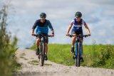 Auch gemeinsam immer ein Genuss: die kleine Auszeit auf zwei Rädern, jenseits von City und Asphalt.
