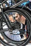 Auf der Eurobike in Friedrichshafen werden die Neuheiten für die kommende Radsaison präsentiert.