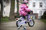 Fahrrad oder Vierrad? Wenn Kinder lernen sollen, auf ersterem zu fahren, gehören die Stützräder abmontiert, ohne wenn und aber. Wobei geübten Laufradfahrern der Umstieg aufs Fahrrad erfahrungsgemäß recht leicht fällt.