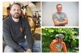 Die Fachhändler: Markus Boscher, Thorsten Larschow und Reiner Probst
