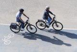 Nicht mehr wegzudenken: E-Bikes im städtischen Straßenverkehr.