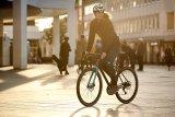 Die richtige Bekleidung vorausgesetzt ist es auch in der kühleren Jahreszeit auf dem Rad nicht ungemütlich.