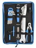 Ein Werkzeugset ist immer wieder ein schönes Geschenk für Fahrradfahrer, die ihre Maschine selbst warten und pflegen. Dieses Set von Unior beinhaltet sogar eine Kettenpeitsche.