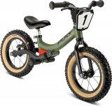 Ready to race: Und mit diesem Laufrad bleibt die Wettfahrt nicht nur auf den Stadtpark beschränkt. Sieh dich vor, Papi!