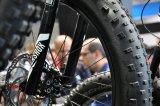 Breitere Reifen sind ein aktueller Trend im Mountainbike- und Rennradbereich.