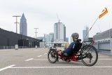 Liegedreiräder sind leistungsfähige Fahrzeuge, denen jede Menge Fahrspaß schon in den Genen steckt.
