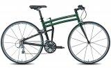 Falträder werden auch mit größeren Laufrädern angeboten. Nur der Klappmechanismus muss entsprechend angepasst werden.