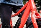 """Hersteller Velotraum bietet individuell konfigurierbare Räder an. Das Modell """"FD2E"""" ist für ein E-Bike sehr leicht, kann dabei aber viel Zuladung tragen; ideal für Reise und Alltag."""