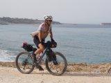Eine leichte Brise ist bei Hitze für jeden Radfahrer eine Wohltat.
