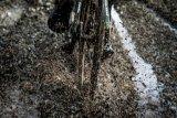 Dreck und Matsch gehören zum Cyclocross-Training dazu.