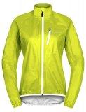 """Für den eher sportlichen Einsatz auf dem Rennrad oder beim Cross-Country ist die Regenjacke """"Drop Jacket III"""" von Vaude gedacht. Sie ist leicht und hat ein sehr kleines Packmaß."""