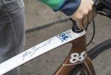 In 80 Tagen einmal mit dem Rad um die Welt: Dieser Aufgabe stellte sich der Schotte Marc Beaumont.