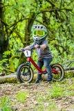 """""""Und dann schob sich mitten auf dem Trail dieser kleine Kerl mit dem Offroad-Laufrad an mir vorbei..."""""""