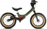 Das sieht nicht nur stark aus, da ist auch Technik dran. Laufräder für die Kleinen sind schon ganz schön groß geworden.