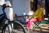 Ob mit oder ohne E-Unterstützung: Die Pause gehört immer zu den schönsten Seiten des Fahrradfahrens.